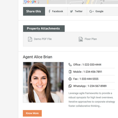 Property Attachments